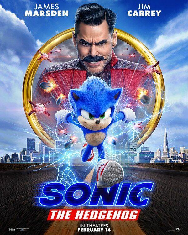 Sonic sube super rápido al primer puesto