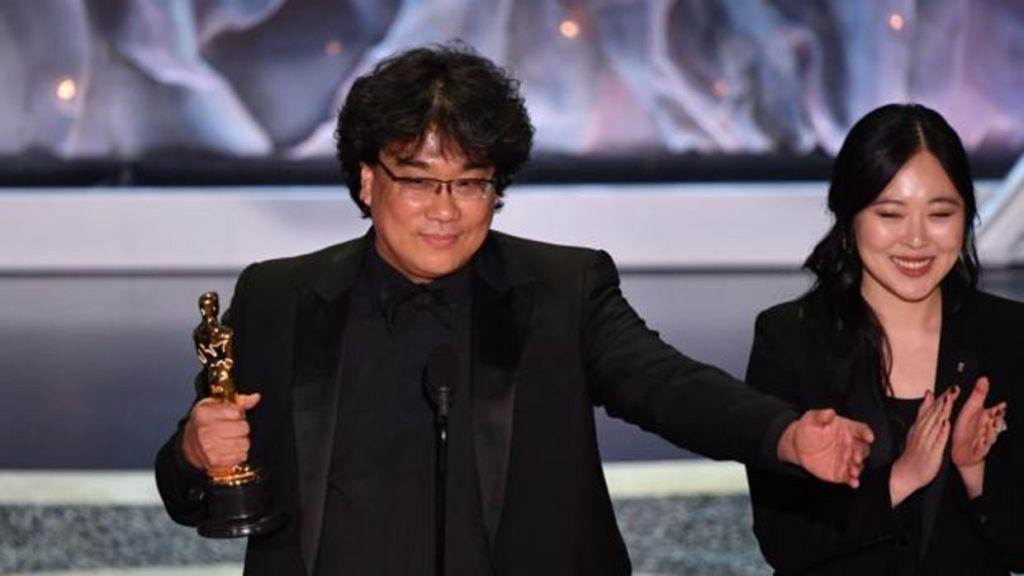 Corea arrasa con los premios importantes
